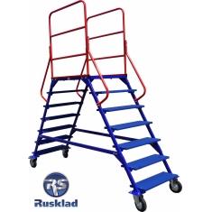 Лестницы передвижные (срок изготовления от 5 р.дней )