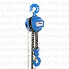 Тали ручные шестеренчатые марка EuroLift