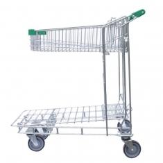 Покупательские и грузовые тележки