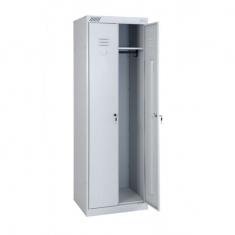Металлический шкаф для одежды стандартный ШРК-22-600