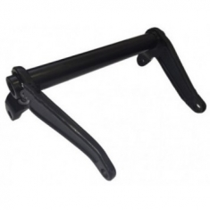 Модульный металлический шкаф для одежды ШРС-11дс-400