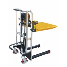 Штабелер ручной гидравлический  PJ4085, 400KGX850MM