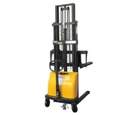 Штабелер гидравлический с электроподъемом 1,5Т 2,0М DYC1520
